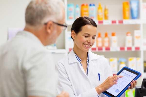 Pharmacy mobile app development